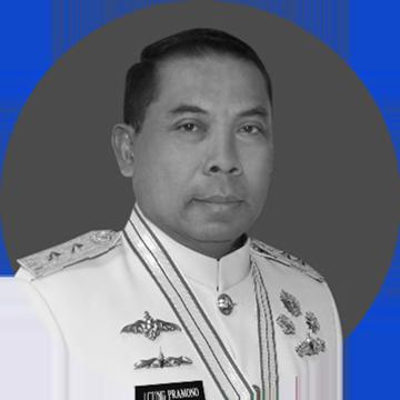 Laksda. TNI (Purn.) Agung Pramono S.H., M. Hum.