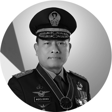 Jend. TNI (Purn.) Dr. Moeldoko, S.IP.